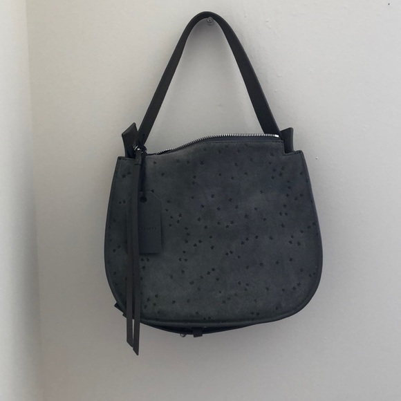 055df0c798f All Saints Bags | Allsaints Echo Mini Hobo Im Smoke Grey | Poshmark
